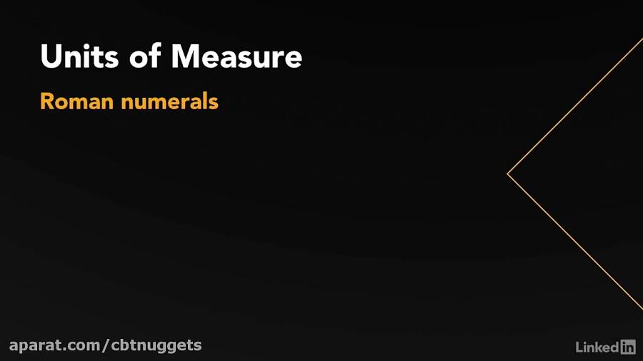 دانلود دوره تخمین هزینه های ساختمان سازی - اندازه گیری و واحد اندازه گیری...
