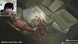 بازی resident evil 2 remake پارت 7 | شری چشه؟!