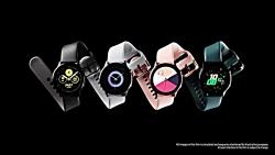 تیزر رسمی معرفی Galaxy Watch ...