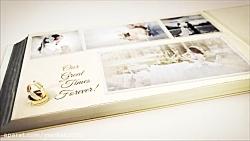 پروژه آماده افتر افکت آلبوم عکس عروسی