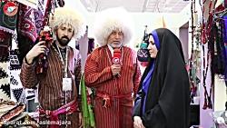غرفه استان گلستان در دو...