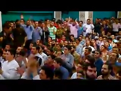 مولودی حاج محمود کریمی | میلاد حضرت زهرا (س)