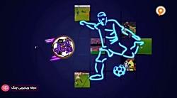 لذت فوتبال - بهترین ضدح...