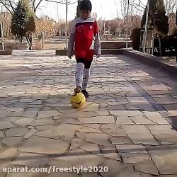 آموزش فوتبال فری استای...