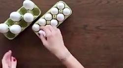 کاردستی یک تخم مرغ برای هفتسین
