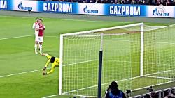 خلاصه بازی Ajax vs Real Madrid
