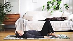 ورزش یوگا در خانه - تمرینات یوگا برای سلامتی و تندرستی