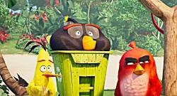 اولین تیزر تریلر انیمیشن The Angry Birds Movie 2