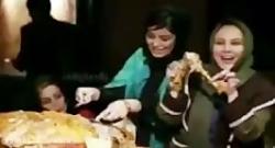 صحبتهای عجیب بهنوش بختیاری در تلویزیون درباره گرانی گوشت