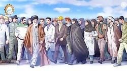 دکتر حسن عباسی | ایران حسن روحانی نیست؛ ایران یعنی سیدعلی خامنه ای