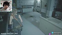 بازی resident evil 2 remake پارت آخر | غول هزار چشم :