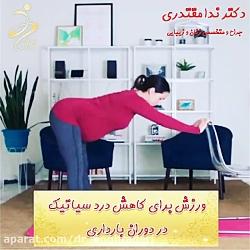 دکتر ندا مقتدری (متخصص زنان و زایمان و زیبایی)
