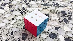 اموزش حل کردن مکعب روبیک