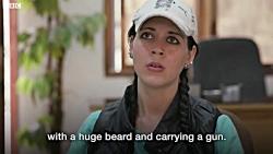 عروس داعش | می خواهم در سوریه بمانم