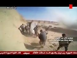 درگیری شدید نیروهای حشدالشعبی با داعش