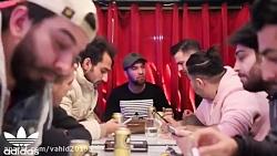 کلیپ طنز خنده دار دابسمش خنده دار محمد امین کریم پور