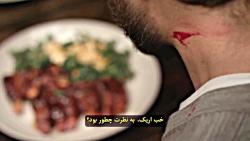 رستوران خانهٔ گوشت - برندهٔ بهترین فیلم کوتاه در فستیوال فیلم حیوانات