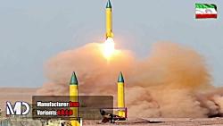 10 تا از ترسناک ترین سلاح های نیروهای مسلح ایران