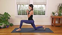ورزش یوگا در خانه - تمرینات یوگا برای سلامتی و افزایش قدرت و انعطاف بدن