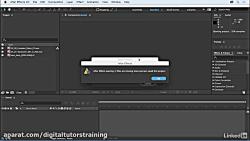 دانلود کورس After Effects - فایل های تمرینی و بازخوانی...