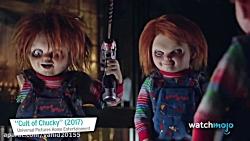 ترسناک ترین عروسک های جن زده در فیلم ها