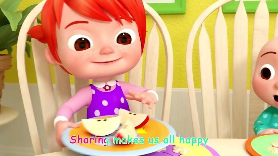 آموزش زبان انگلیسی برای کودکان - کارتون شاد شعر انگلیسی
