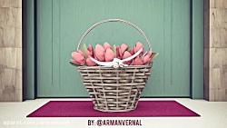 موشن گرافیک: روز مادر مبارک