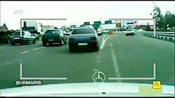 تعقیب و گریز عجیب دزد و پلیس در تهران