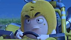 کارتون انیمیشن خنده دار فان شاد برای کودکان - قسمت 215