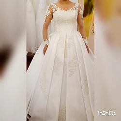 طراحی و دوخت لباس عروس در مزون لباس عروس آنیسا