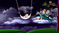 زیباترین لالایی برای کودکان ❤ موسیقی آرامش بخش برای خوابیدن کودکان