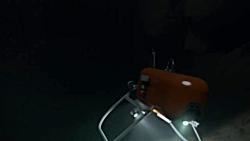 همکاری ناسا در آزمایش ربات زیردریایی