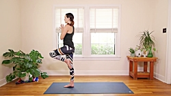 ورزش یوگا در خانه - تمرینات یوگا برای سلامتی و نشاط