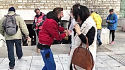 خنده دارترین دوربین مخفی جدید اروپا در یونان 2019