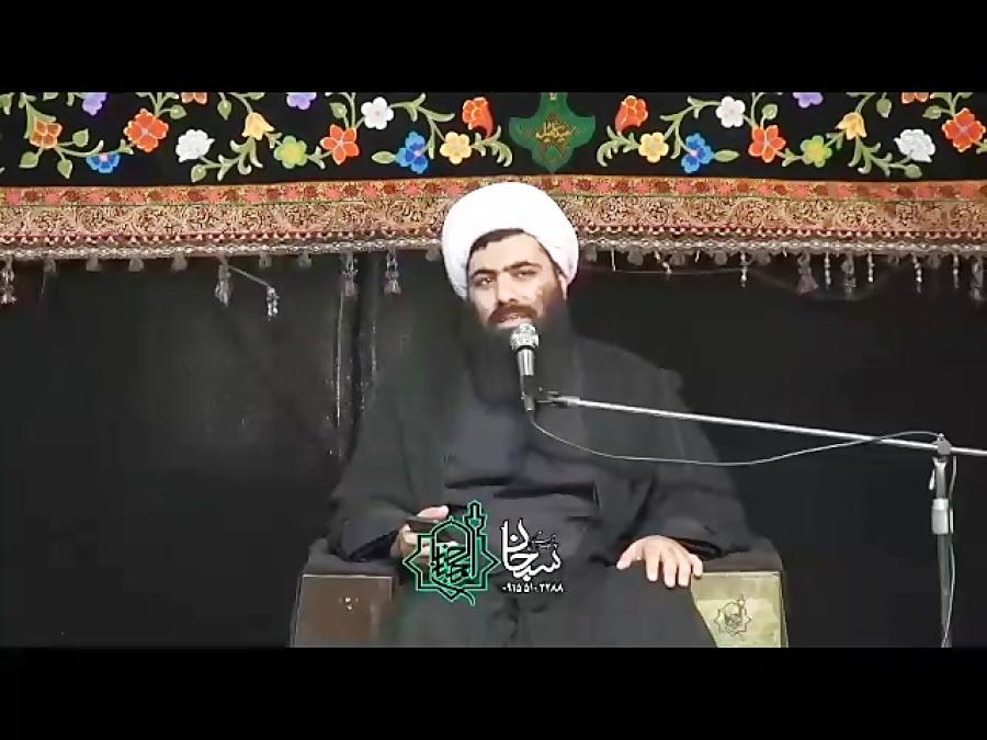 شیخ حمزه حیدری هیئت محبان الرضا(ع)مشهد