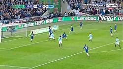 خلاصه بازی چلسی 0-0 منچسترسیتی (پنالتی 3-4)