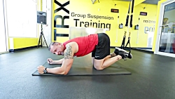 ورزش تی آر ایکس در خانه - آموزش حرکات قدرتی و کششی trx برای چربی سوزی