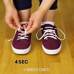 36 ترفند و لایف هک کاربردی برای کفش ها