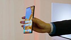 گوشی تاشو 5G هواوی میت ایکس رقیب قدرتمند سامسونگ گلکسی فولد