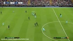گیم پلی بازی pes 2020 در بازی بارسلونا با تاتنهام در بازی pes 2020 | BAR TOT