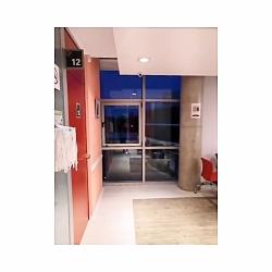 شوت نجات افراد قابل استفاده در بیمارستان