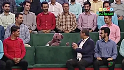 شوخی های داغ جناب خان با احسان علیخانی
