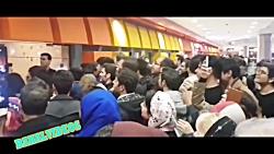 """تشویق مردم برای دیدن شهاب حسینی   """"شهاب حسینی  هستم یک آشغال دوست داشتنی!"""""""