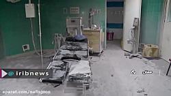 انفجار مانومتر کپسول اکسیژن در بیمارستان کوثر و مرگ یک بیمار