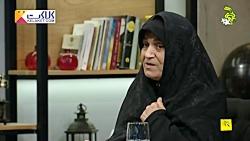 روایت مادر شهیده فائزه منصوری از دیدار نوه هایش بعد از ١٣ سال