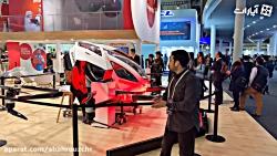 ویژه MWC2019: تاکسی های پرنده، تاکسی های آینده