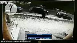 حوادث مرگبار ناگهانی ثبت شده توسط دوربین - بالای 18