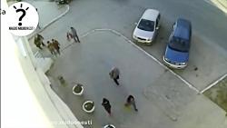 تصادفات شهری و جاده ای - تصادف با عابر پیاده