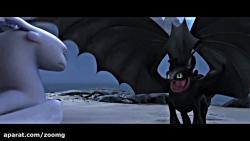 فریم باکس آفیس ۵۷: صدرنشینی مقتدرانه How to Train Your Dragon 3
