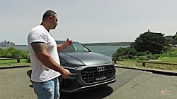 2019 Audi Q8 Review - Luxury SUV with Coupe Styling